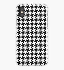 HOUNDSTOOTH DESIGN iPhone Case/Skin