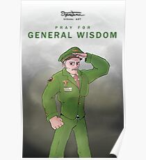 General Wisdom Poster Poster