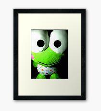 kerokeroppi Framed Print