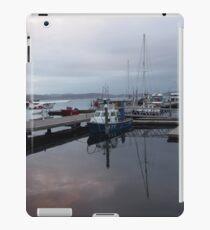 Sunrise in Hobart, Tasmania iPad Case/Skin