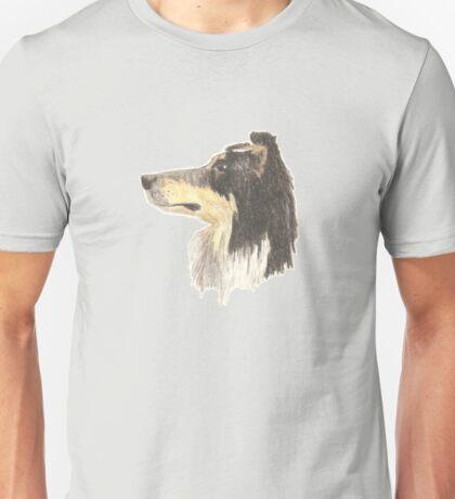 Faithful Collie T-Shirt T-Shirt