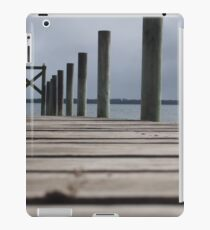 Into Bass Strait, Tasmania iPad Case/Skin