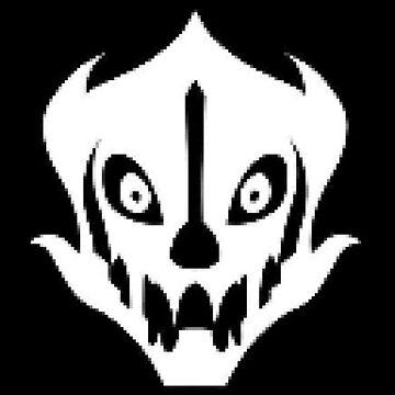 Gaster Blaster by deadmoonelf