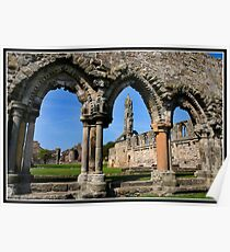 St Andrews Cathedral Poster
