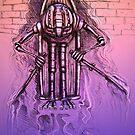 Rowbot by Tom Godfrey