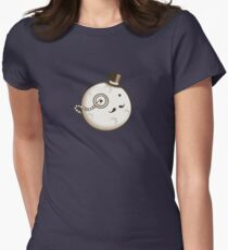 Dapper Moon Women's Fitted T-Shirt