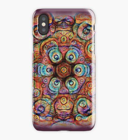 #DeepDreamed Amulet iPhone Case