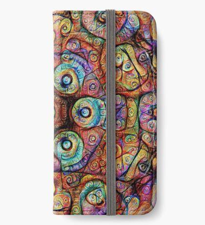#DeepDreamed Amulet iPhone Wallet