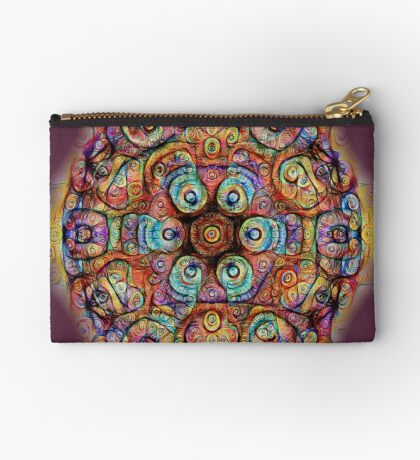 #DeepDreamed Amulet Studio Pouch