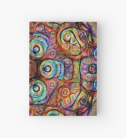 #DeepDreamed Amulet Hardcover Journal
