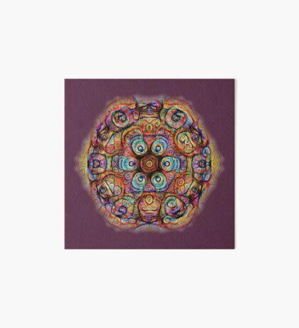 #DeepDreamed Amulet Art Board