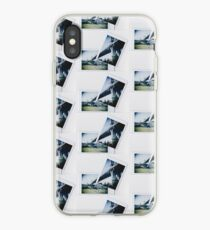 Polaroid Cut+Paste - Manhattan Overpass- Zackattack iPhone Case