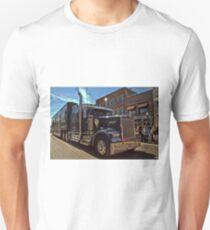 Express Clydesdale Kenworth Semi Truck Unisex T-Shirt