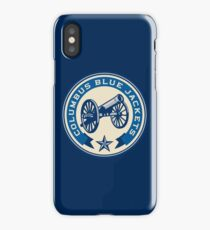The Blue Canon iPhone Case/Skin