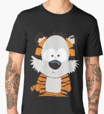 Hobbes Speechless Men's Premium T-Shirt