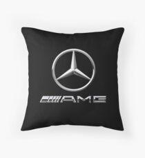 Mercedes benz merch Throw Pillow
