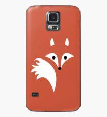 Fox Lines Case/Skin for Samsung Galaxy