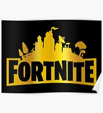 fortnite - video game Poster