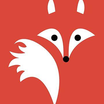 Fox Lines by ggwp