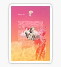 Forbidden Love Sticker