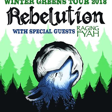 Winter Green Tour 2018 by EGULALI