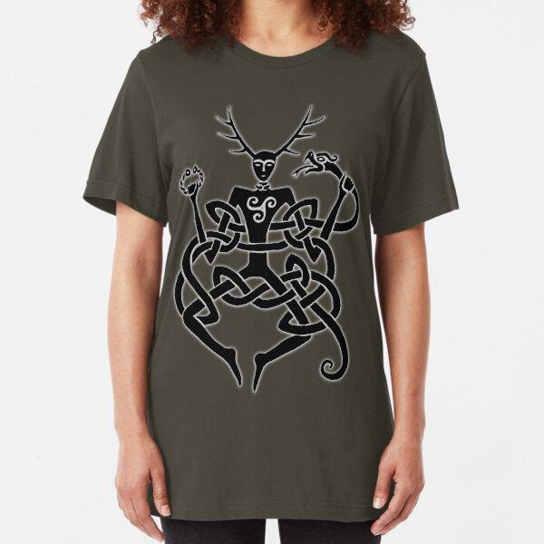 Cernunnos Slim Fit T-Shirt