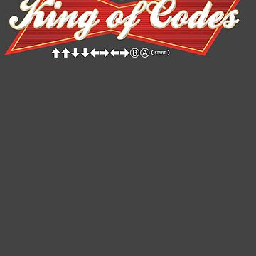 The King of All Codes by GriffintheMad