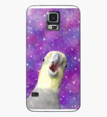 Cosmic Honk - Alex the Honking Bird  Case/Skin for Samsung Galaxy
