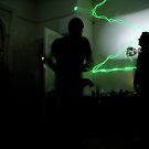 Party Laser by stringsforlife