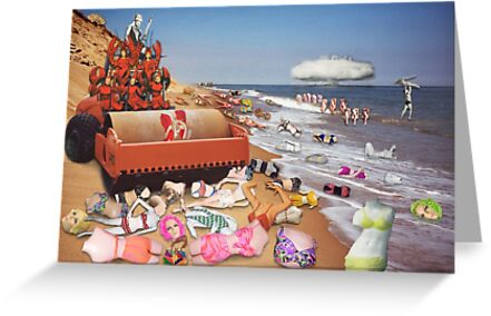 Swimsuit Shopping by Donna Catanzaro