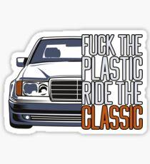"W124 ""FTP Style"" Sticker"