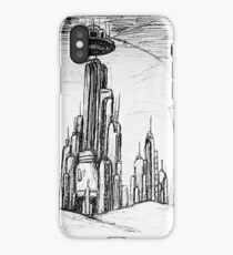 The Shining World of the Seven Systems iPhone Case/Skin