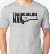 Trigun $$60000000000 Man Unisex T-Shirt