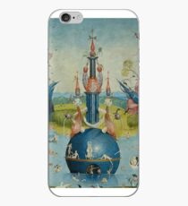 Hieronymus Bosch - Garden of Earthly Delights - Detail #3a iPhone Case