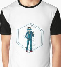 The Maintenance Man of the Universe Graphic T-Shirt