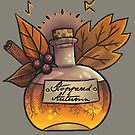 Stoppered Autumn Potion by Wieskunde
