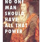Feminist Queen Elizabeth I slogan by mariannamonstaa