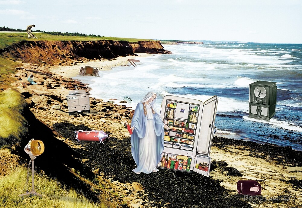 Our Lady of the Frigidaire by Donna Catanzaro
