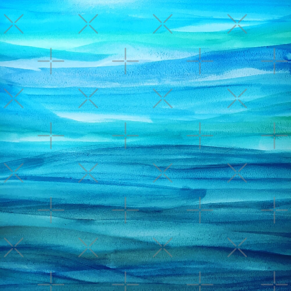 Cerulean Sea by Rosemary Stanley