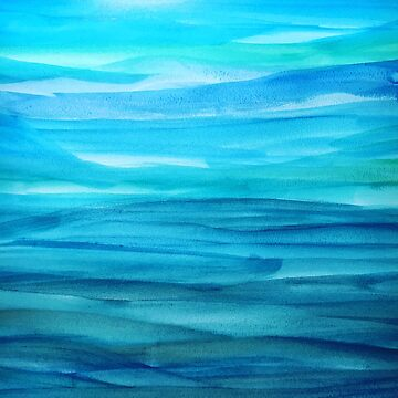 Cerulean Sea by rosemaryann