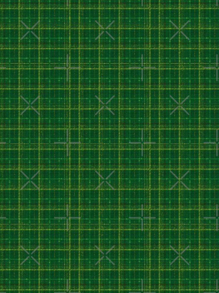 irish style tartan by cglightNing