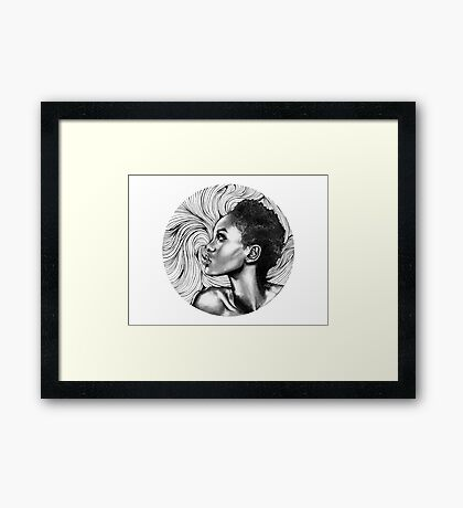 The Beauty Within | The Beauty Collection Framed Print