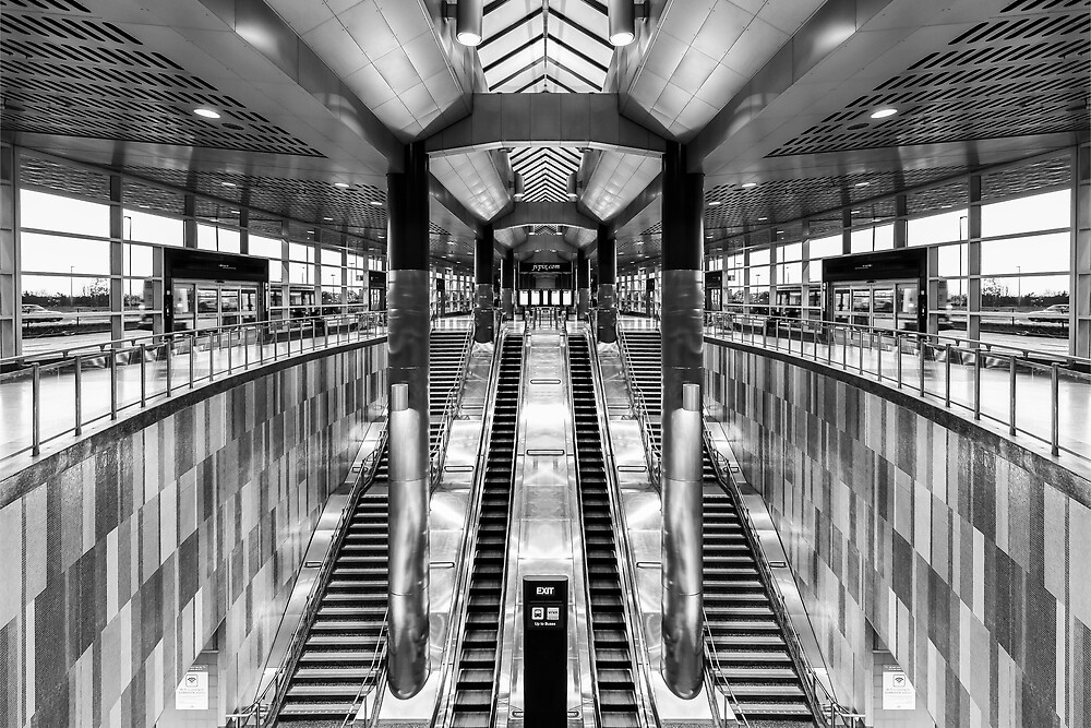 Sheppard West 2 by John Velocci