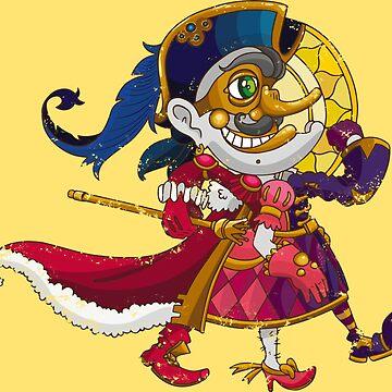 Carnivalman by itadakki