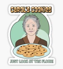 Carol's Cookies Sticker