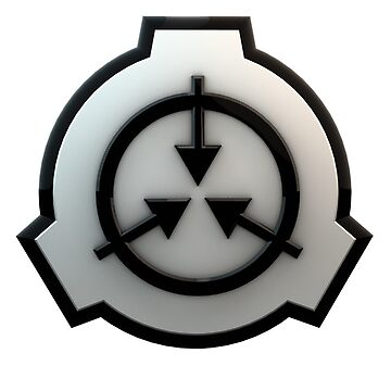 SCP Logo (3d) by TheVolgun