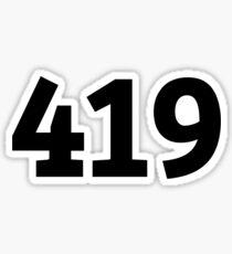419 Sticker