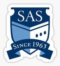 Semester at Sea Sticker
