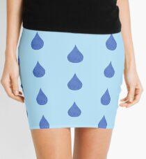 Raindrops! Mini Skirt