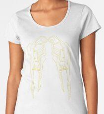 Fareehas Flügel Frauen Premium T-Shirts